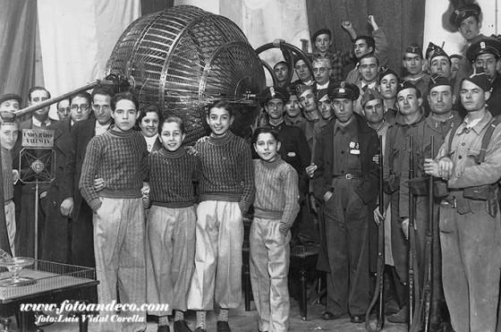 Foto Luis Vidal Corella. 1936