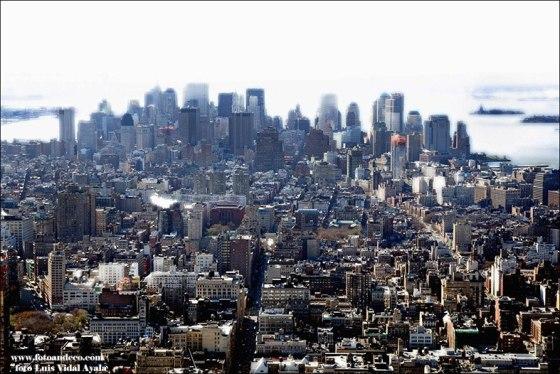 Resplandor en New York